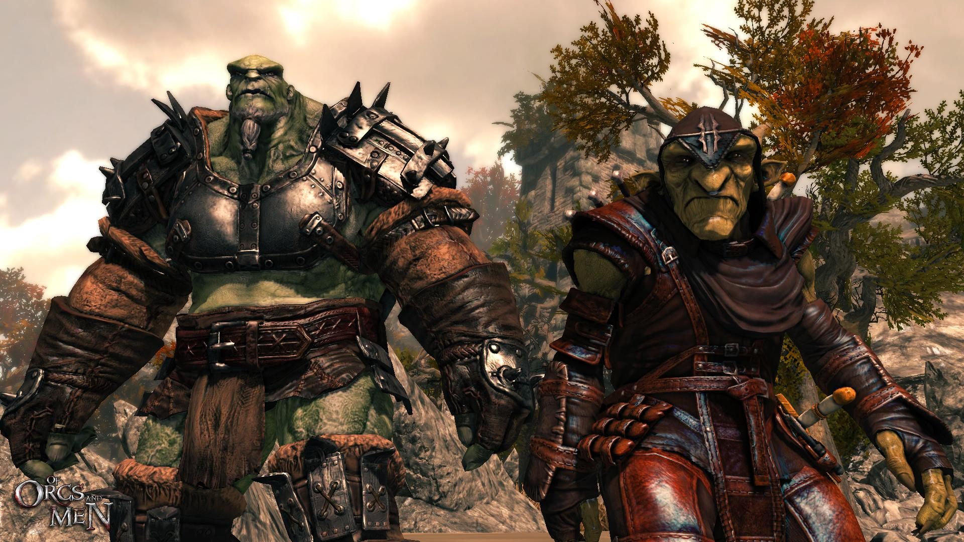 Of Orcs and Men   Spiders